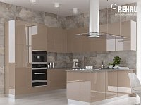 Фасад Brilliant Gloss/Rame 1678L