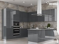 Фасад Brilliant Gloss/Bigio 6340B
