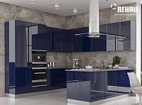 Фасад Brilliant Gloss/Notte 1680L