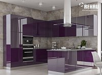 Фасад Brilliant Gloss/Vino 5641B